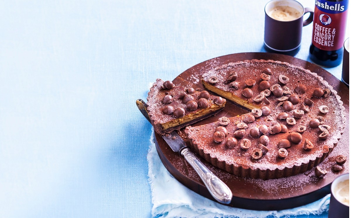 Did someone say Latte Coffee Tart?